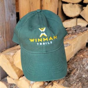 green canoe hat